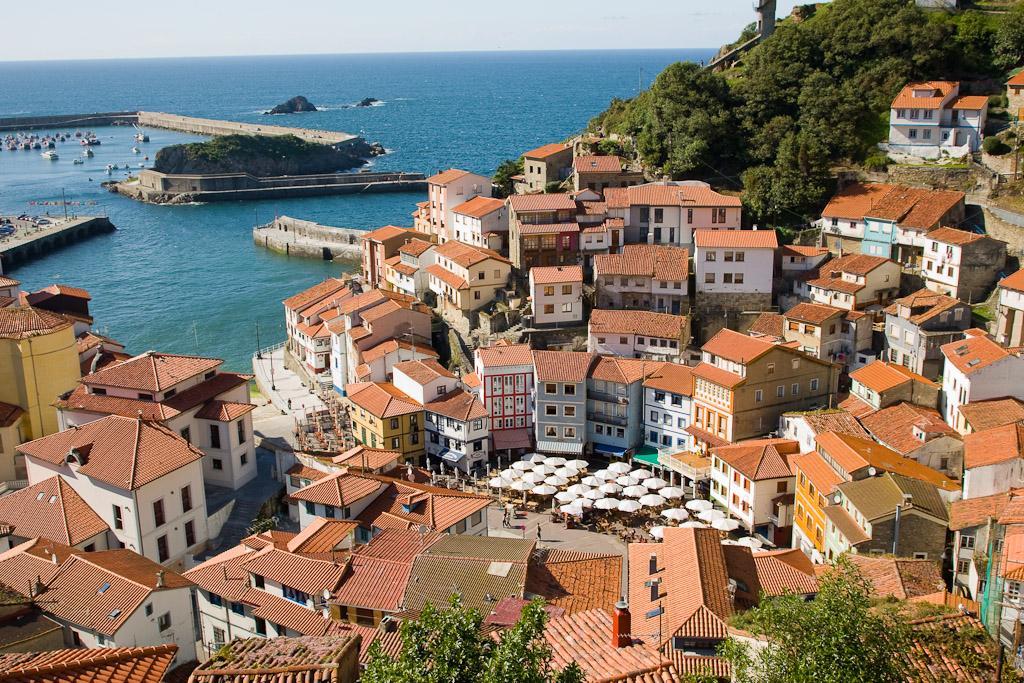 Asturias - Cudillero