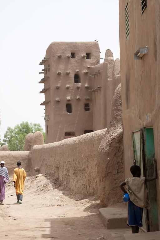 Casas de Djenne
