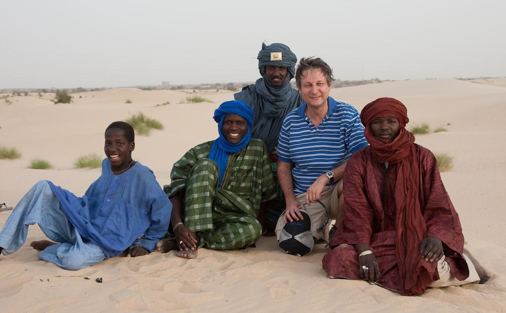 Sabéis quién no era un tuareg?