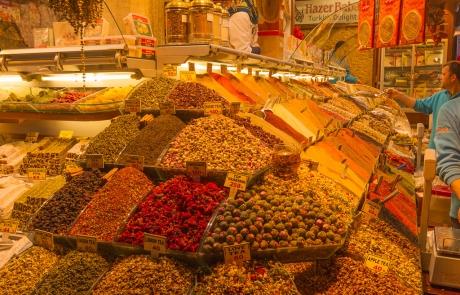 Bazares de Estambul (Turquia)