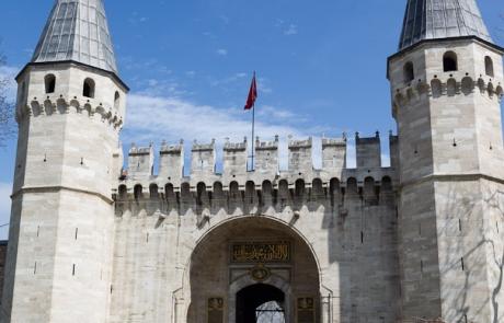 Palacio Topkapi – Estambul – (Turquia)