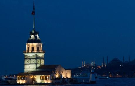 Bosforo – Estambul (Turquia)