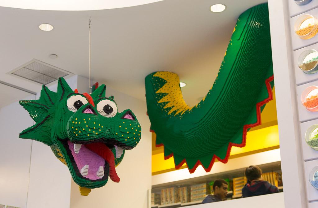 Tienda Lego - (Nueva York)   viajaralparaiso.com