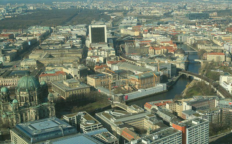La Isla de los Museos, Berlín