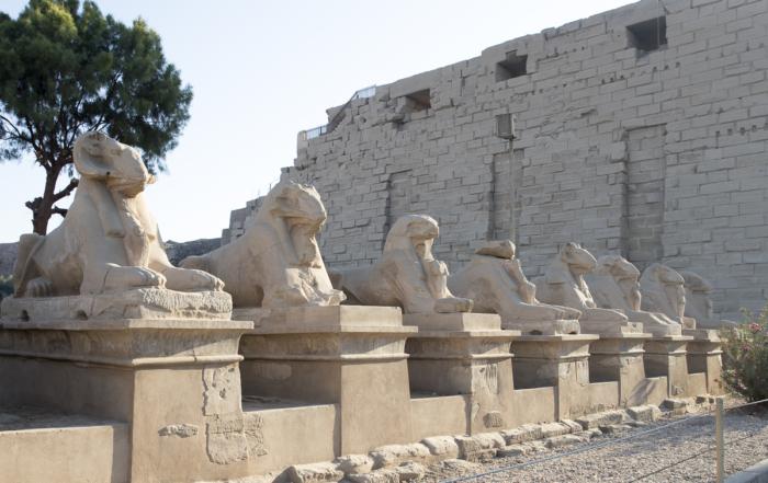 Templo de Karnak (Egipto)