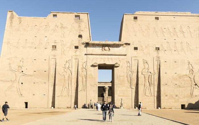Templo de Edfu (Egipto)