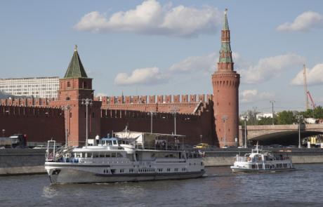 Moscu Kremlin (Rusia)