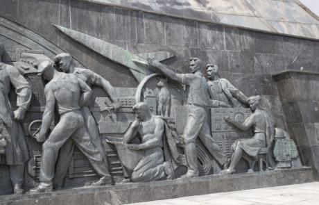 Museo del Espacio Moscu (Rusia)