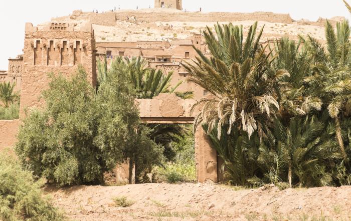 Ait Ben Haddou (Marruecos)