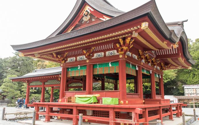 Tsurugaoka  – Kamakura (Japon)
