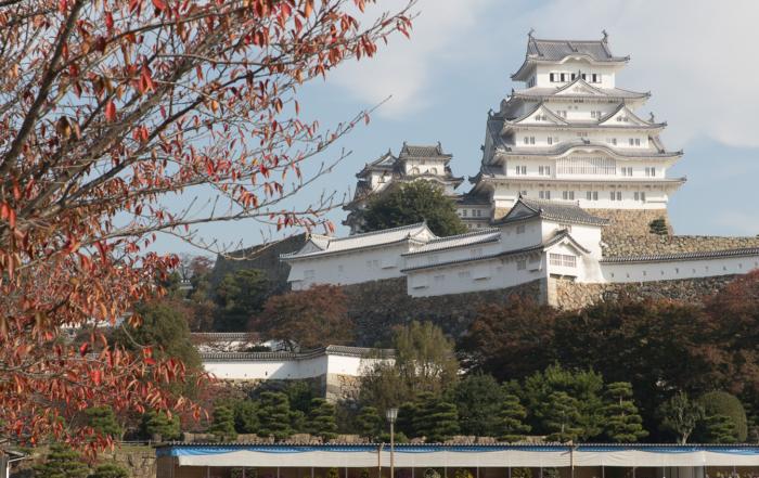 Castillo Himeji (Japon)