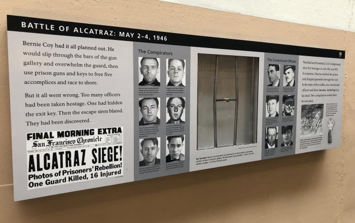 Prision Alcatraz – San Francisco (Estados Unidos)